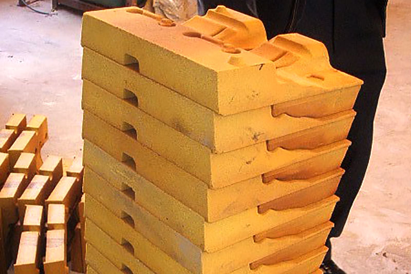 Shell Mold Casting Service_Metal Casting Manufacturing_Shell casting stack_OmnidexCastings