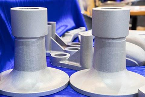 cast aluminium die casting part