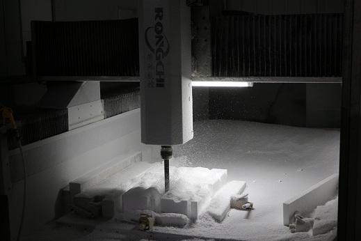 metal casting services_Precision Lost Foam mold making by CNC machining_Lost Foam Casting Service_Metal Casting Manufacturing_OmnidexCastings