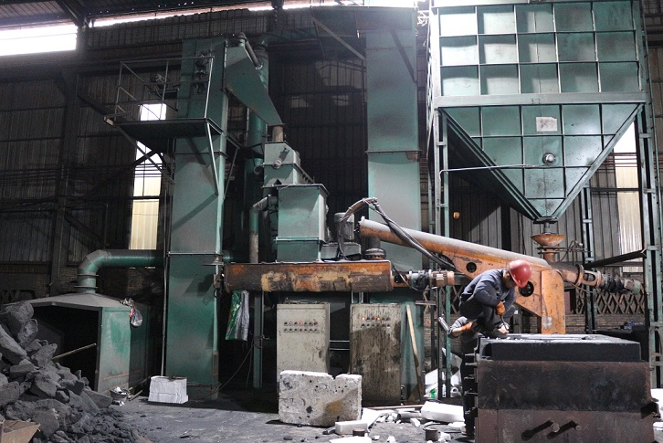 Furan resin Sand Fulfill System | Sand Casting Process | Metal Casting Manufacturing | Casting Foundry | OmnidexCastings
