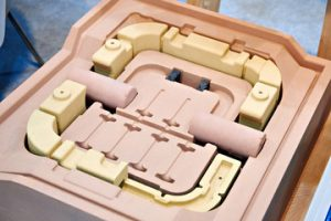 Engine Parts casting pattern