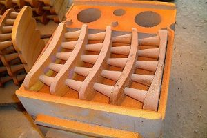 Shell Casting mold