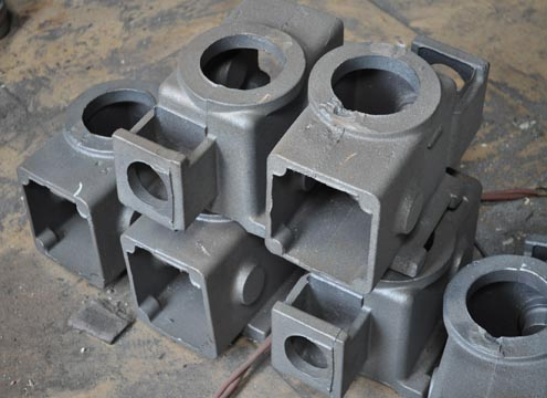 Sand Casting Molds_Effects of gating design on the mechanical properties of sand casting products_Omnidex Castings
