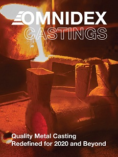 Metal Castings Brochure | Offshore industrial manufacturing company China Vietnam | Omnidex Castings