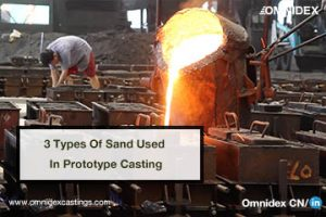 3 Types Of Sand Used In Prototype Casting
